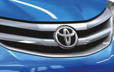 Toyota Badge Option 4