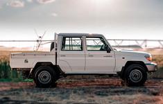 Toyota Landcruiser Upgrade