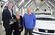 Volkswagen 1 Million Kilometers