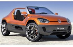 Volkswagen Buggy Up