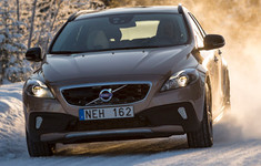 Volvo V40 Cross Country Ice