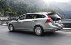 Volvo V60 Plug In Hybrid