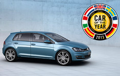 Vw Golf 7 2013 Car Of The Year