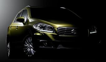 000 Suzuki C Segment Crossover Teaser