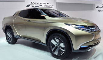 01 Mitsubishi Gr Hev Concept Geneva