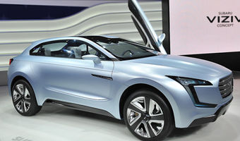 01 Subaru Viziv Concept Geneva