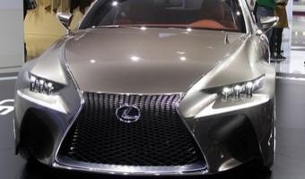 010 Lexus Lf Cc Concept Paris 2014