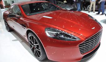 03 2014 Aston Martin Rapide S Geneva