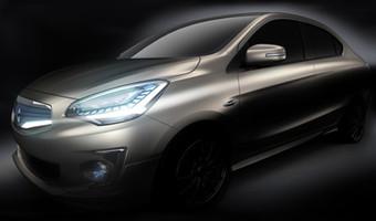 2013 Mitsubishi Concept G4 Sedan