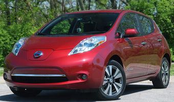 2013 Nissan Leaf Fd Main