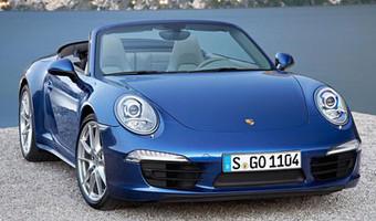 2013 Porche Carrera 911 4 Pic 1