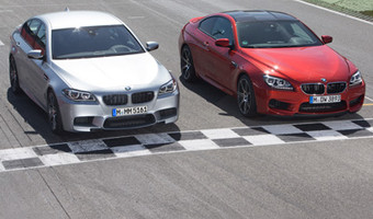 Bmw M5 And M6