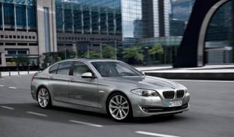 Bmw New 5 Series Sedan 1