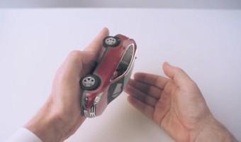 Honda Hands Advert Main Image