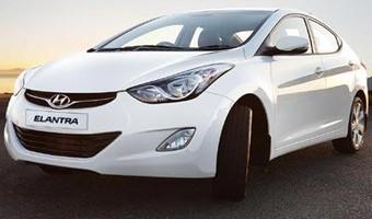 Hyundai Elantra South Africa