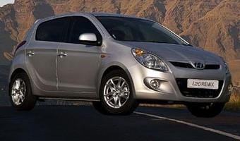 Hyundai I20 Remix