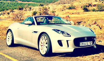 Jaguar F Type V6s By John Beale 1