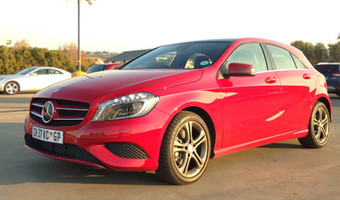 Mercedes Benz A Class Review