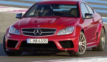 Mercedes Benz C 63 Coupe