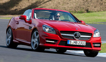 Mercedes Benz Slk Amg Facelift Main