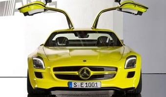 Mercedes Benz Sls Amg E Cel