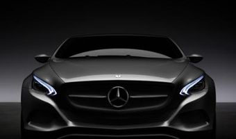 Mercedes Benz F 800