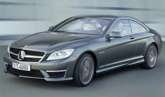 Merces Benz Cl 63 Amg