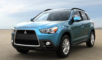 Mitsubishi Asx Compact 1