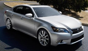 New Lexus Gs 350