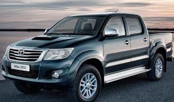 New Toyota Hilux Bakkie