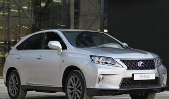 New Lexus Rx South Africa