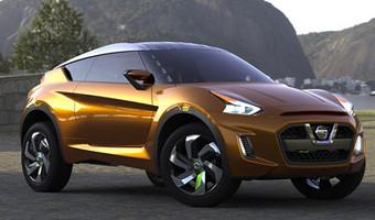 Nissan Extreme Concept 2012