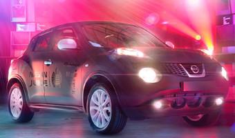 Nissan Juke Box Concept