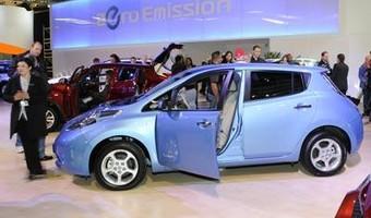 Nissan Leaf South Africa
