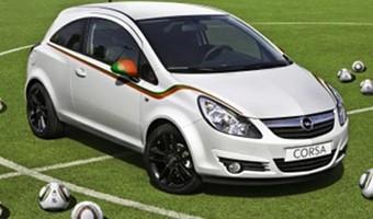 Opel Corsa World Cup