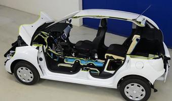 Peugeot Citron Debuts Hybrid Air Powertrain