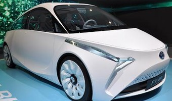 Toyota Ft Bh Concept