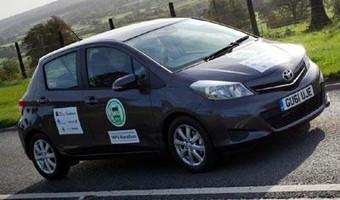 Toyota Yaris Fuel Economy