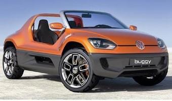 Volkswagen Buggy Up