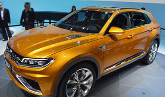 Volkswagen Crossblue Coupe Concept1
