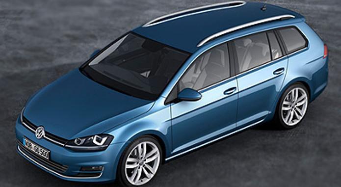 001 Volkswagen Golf Variant Wagon