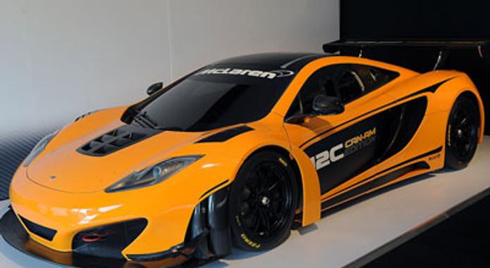 01 Mclaren 21c Can Am Racing Concept