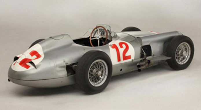 1954 Mercedes Benz W196r Sells