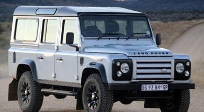 2011 Land Rover Defender Limited