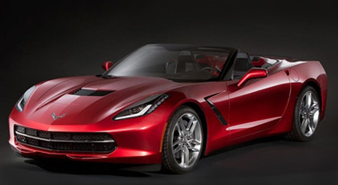 2014 Chevrolet Corvette Stingray Convertible Leaked Image 100416485 M