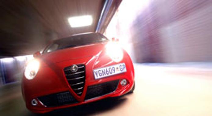 Alfa Romeo Mita 3