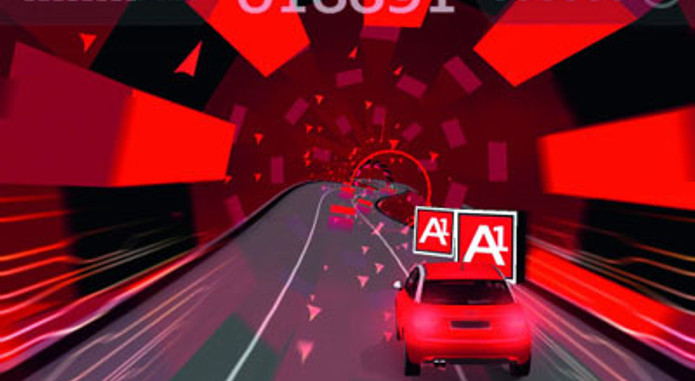 Audi A1 Iphone Game