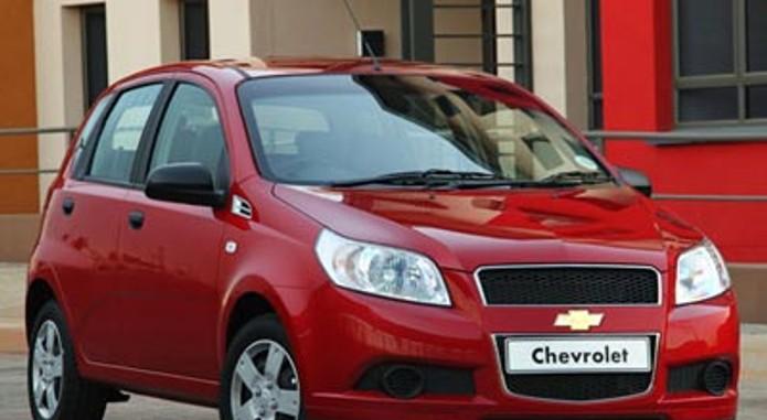 Chevrolet Aveo Price