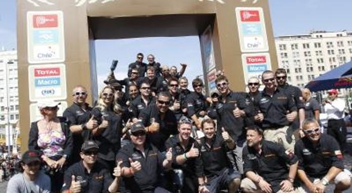 Dakar Race2recovery Team