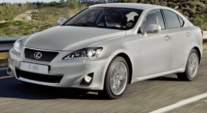 Lexus Is 350 South Africa